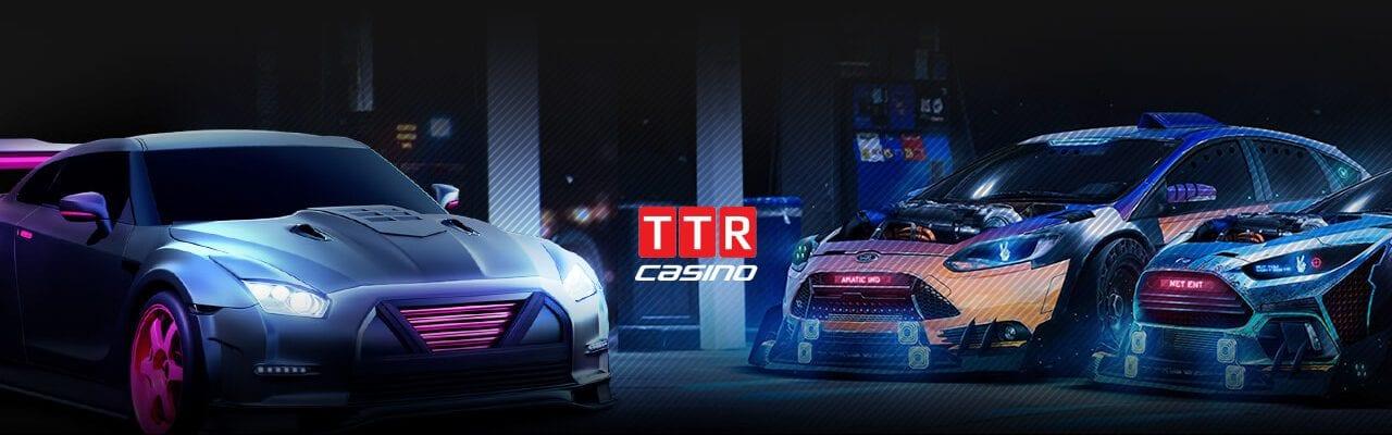TTR Casino banner