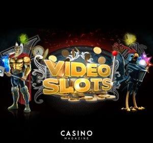 Videoslots bjuder in till marknadsledande video slots