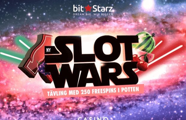 Bitstarz tävling slot wars