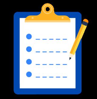 checklista för omsättningskrav