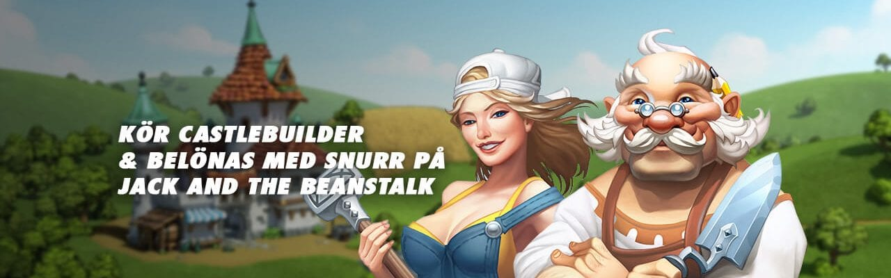 Mobile Bet free spins på Jack and the Beanstalk