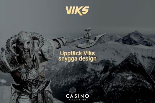 Viks casino ny design