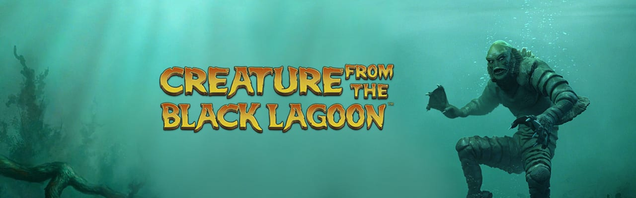 creature-from-the-black-lagoon spelautomat banner