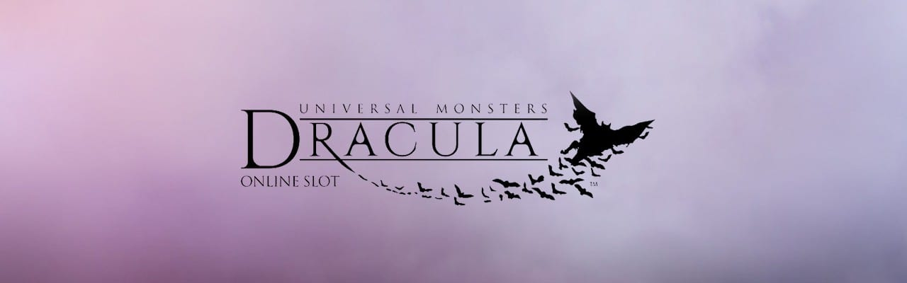 Dracula Universal Monsters online slot banner casinomagazine