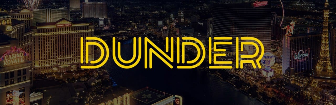 Dunder Casino banner recension