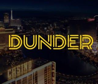 Dunder Casino banner recension