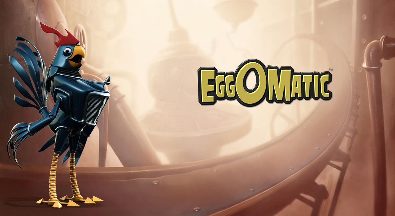 EggoMatic Slot banner