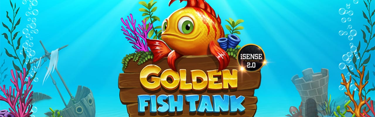 Golden Fish Tank - Rizk Casino