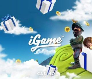 iGame bjuder på free spins