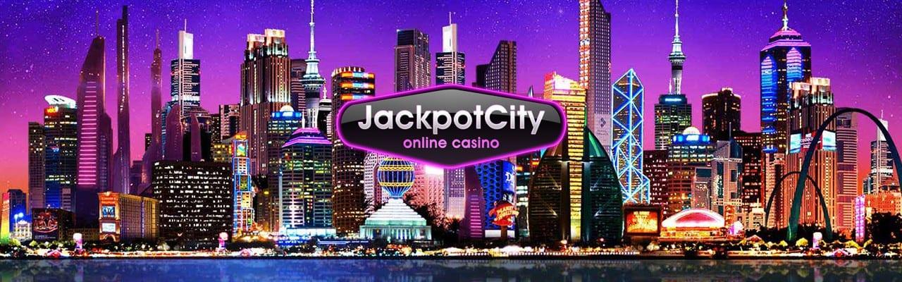 Jackpot City Casino banner