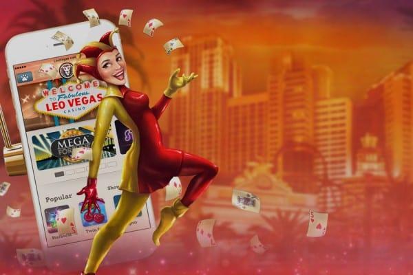 Leovegas mobilspel banner CasinoMagazine