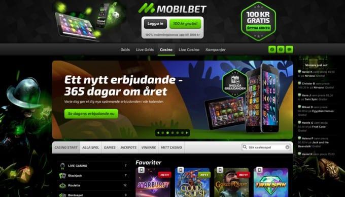 Besök ett NetEnt casino och spela en rad underhållande NetEnt slots