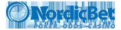 Nordic Bet logga blå