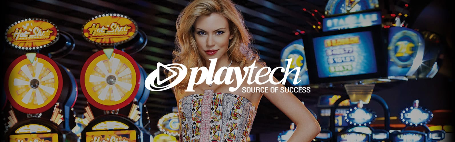 Playtech casino banner