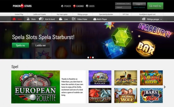 casino pokerstars.com