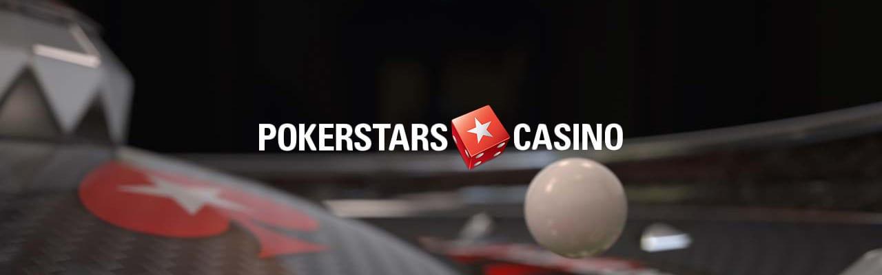 Pokerstars Casino roulettebord banner