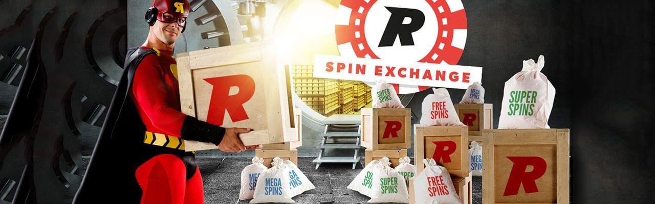 rizk-spin-exchange kampanj