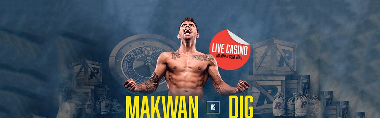 rizk-ufc live casino kampanj banner