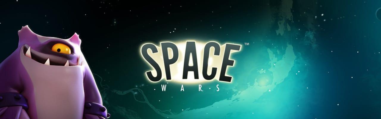 Space Wars Videoslot banner casinomagazine