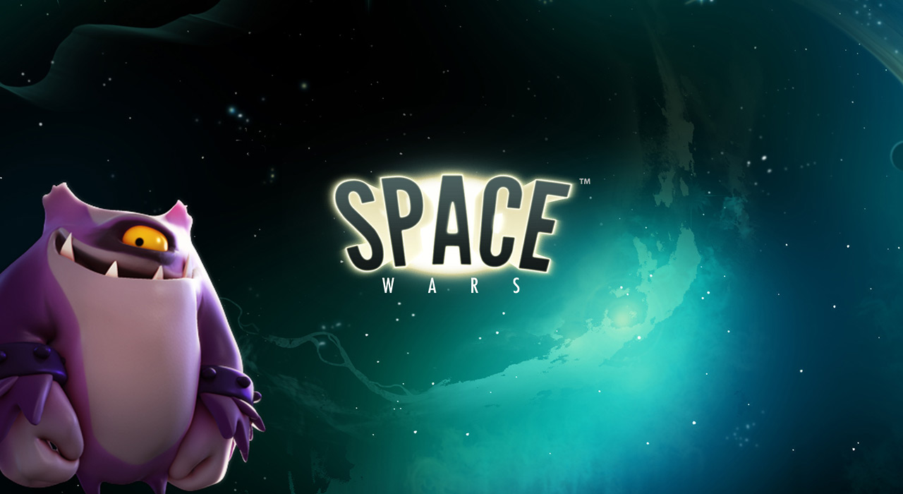 Space Wars Videoslot banner casinomagazine