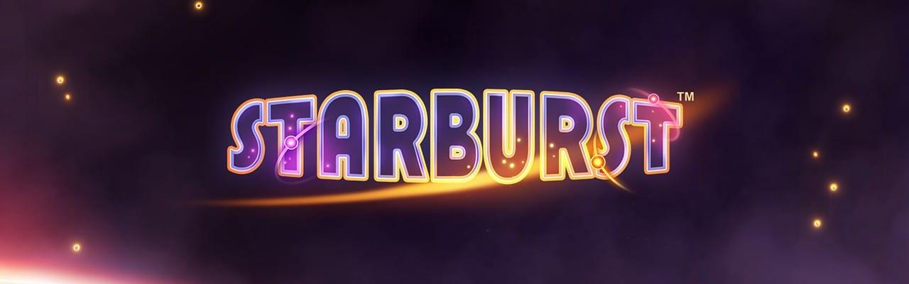 Starburst spelautomat banner CasinoMagazine