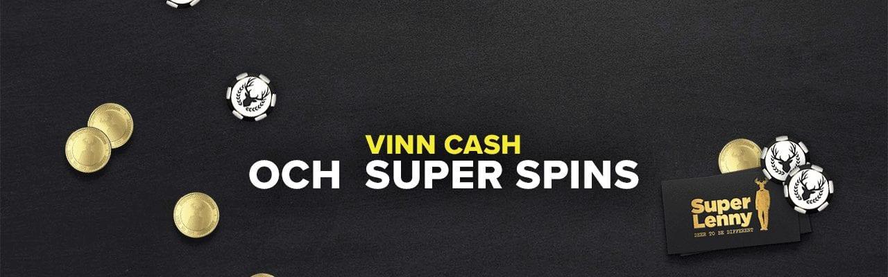 superlenny söndagbonus casinomagazine