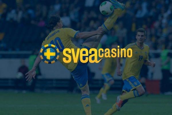 EM-feber med 1200 free spins hos Svea Casino · Kampanj e2a695190b6f6
