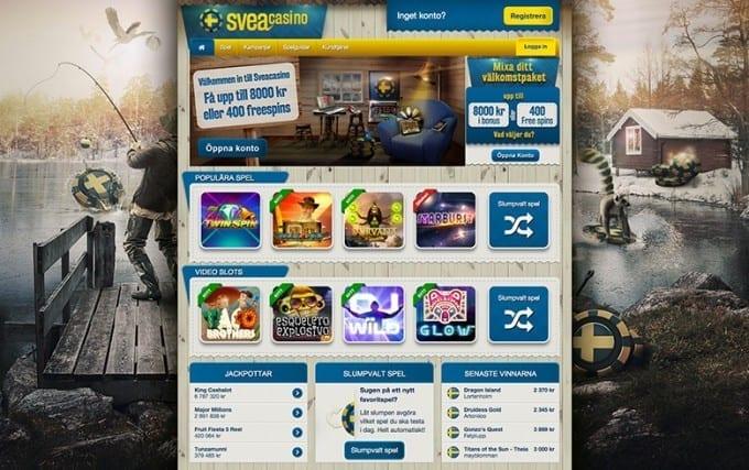 ägare online casino