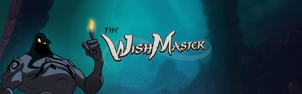 The Wish Master videoslot banner