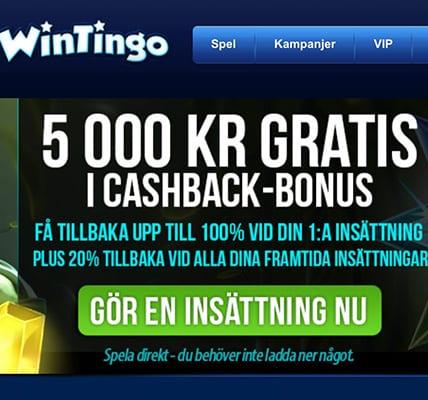 Wintingo startsida