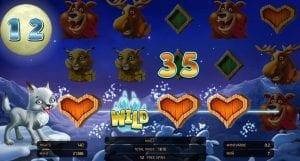 Wolf Cub bonusspel free spins