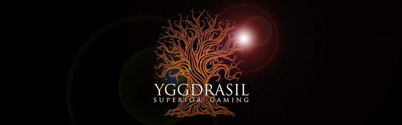 Yggdrasil gaming banner